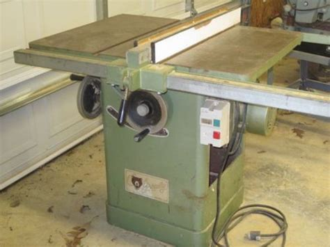 table saw from craig s list page 2 power tools wood talk