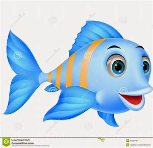 Cute Fish Cartoon Images