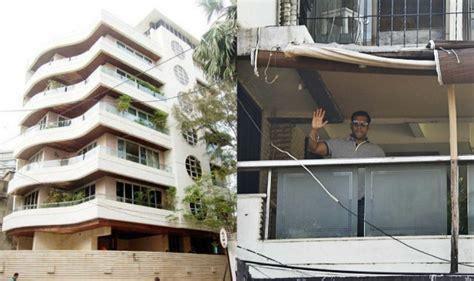 salman khans bandra house view exclusive  pictures
