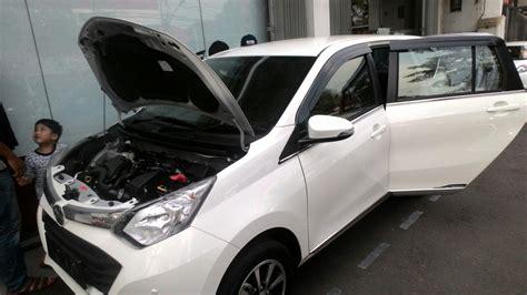 Gambar Mobil Daihatsu Sigra by Kumpulan Modifikasi Mobil Calya Putih 2018 Modifikasi