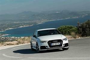 Cote Argus Audi A3 : essai audi rs3 berline 2018 notre avis sur l 39 a3 de 400 ch photo 23 l 39 argus ~ Medecine-chirurgie-esthetiques.com Avis de Voitures
