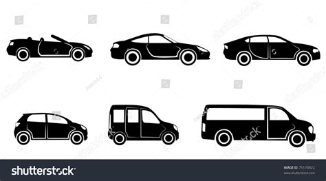 Car Category Stock Vector 75174922 Shutterstock