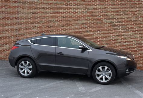 2010 Acura Zdx Sh-awd Review