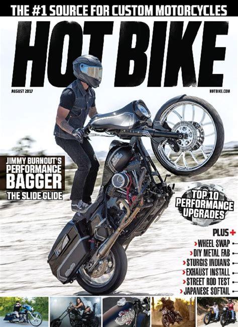 Hot Bike Magazine  The Custom Motorcycle Magazine