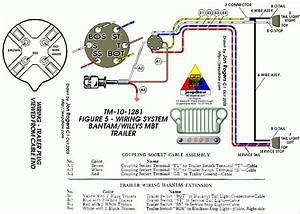 Wiring Diagram For 6 Wire Trailer Plug