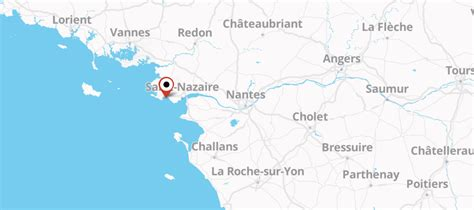 Carte De Plage Atlantique by Le T 233 L 233 Gramme Plage De La Baule Veolia 233 Carte