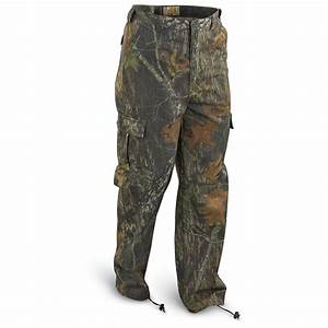 No Trace U2122 Camo Pant  New Mossy Oak U00ae Break - Up U00ae