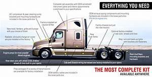 Semi Trucks  Glider Kits For Semi Trucks
