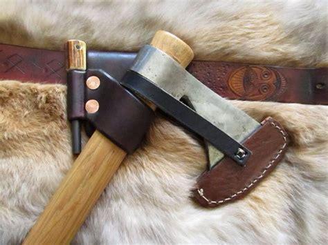 tomahawk sheath idea axe sheath
