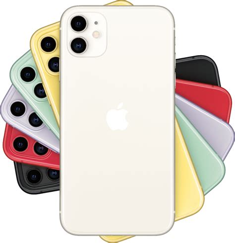 Apple iPhone 11 128GB White (Verizon) MWLF2LL/A - Best Buy