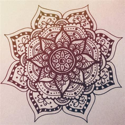 mandala tattoo images designs