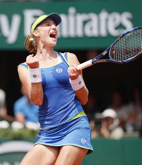 The official site of the european tennis federation, which is comprised of 50 member nations and administers over 1,200 tennis events annually including the tennis europe junior tour. Ekaterina Makarova - 2017 French Open Tennis Tournament in ...
