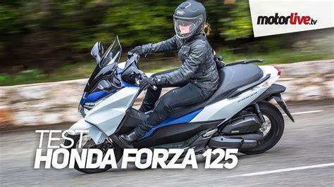 Honda Forza 250 Hd Photo by Test Honda Forza 125
