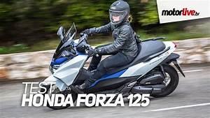 Honda Forza 125 Promotion : test honda forza 125 youtube ~ Melissatoandfro.com Idées de Décoration