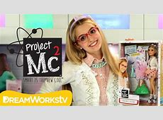 Adrienne Attoms Unboxing Project Mc² YouTube
