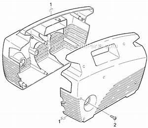 Karcher K 332 Parts List And Diagram