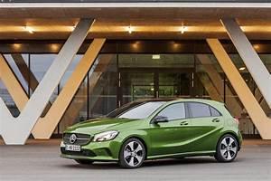 Mercedes Classe B 2016 : mercedes benz klasy a 2016 kompakt po zmianach galeria ~ Gottalentnigeria.com Avis de Voitures