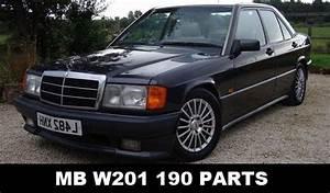 Mercedes 190 Amg : mercedes benz w201 190 amg style full front tuning bumper apron valance ebay ~ Nature-et-papiers.com Idées de Décoration