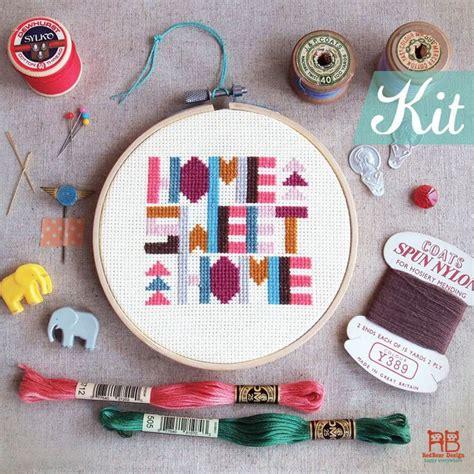 best housewarming gift ideas cross stitch kits home cross stitch sler geometric cross stitch