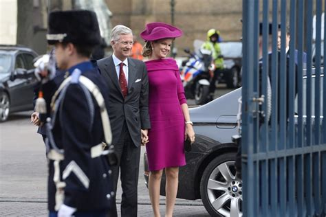 King Philippe Queen Mathilde Visit The Netherlands