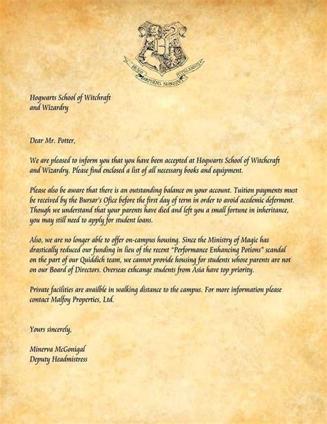 hogwarts letter template happybirthdaybillycom