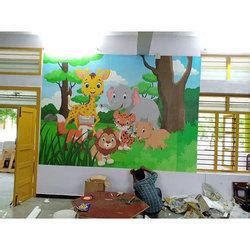 play school interior design  india