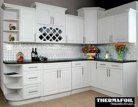 Thermofoil Kitchen Cabinets Online by Kitchen Cabinet 020 Ha China Manufacturer Kitchen