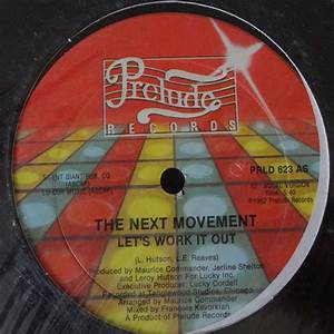 Let S Work It Out : let 39 s work it out by the next movement 12inch with raresoul ref 116987642 ~ Medecine-chirurgie-esthetiques.com Avis de Voitures