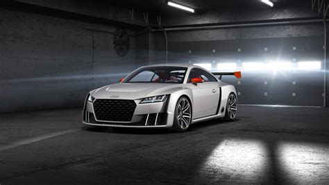 audi tt clubsport turbo concept wallpaper hd car