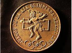 Moneda Juegos Olimpicos Mexico 1968 Printablehd