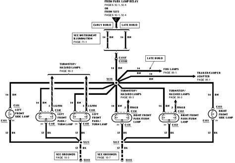 Ford Ranger Brake Light Wiring Diagram by I A 99 Ford Ranger 3 0 Xlt And My Running Park Lights