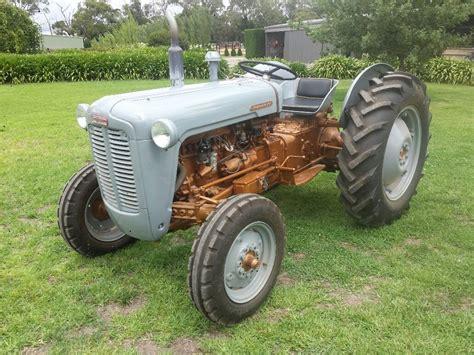 massey ferguson te fe tractors owners service  repair manual sagin workshop car