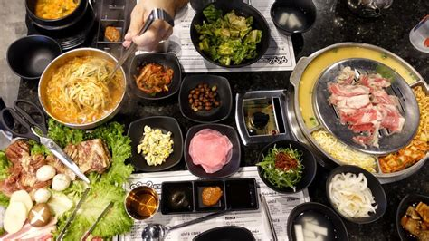 special bbq food 9292 korean bbq changes the game in duluth atlanta food and restaurant blog the blissful glutton