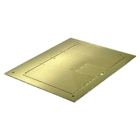 Fsr Floor Box Rating by Fsr Fl 2000 Brs C Fl 2000 Floor Box Solid Brass Cover