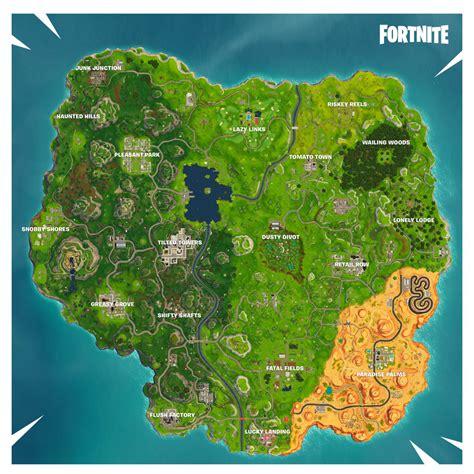 fortnites map     season  gamespot