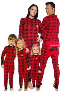 matching family onesie pajamas christmas gift a thrifty mom recipes crafts diy and more