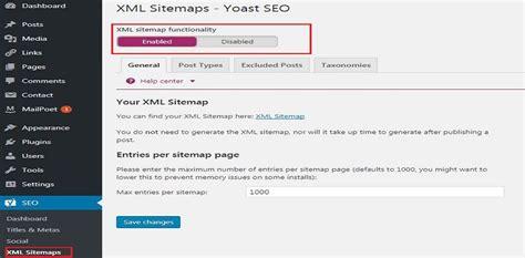 How Create Xml Sitemap Elegant Espace