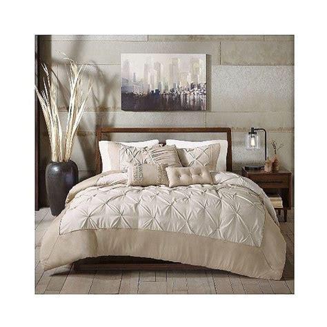 sunny 6 piece comforter set khaki 150 cad liked on