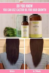 Do You Know  You Can Use Castor Oil For Hair Growth