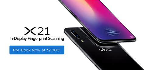 vivo  pre booking starts  india    launch