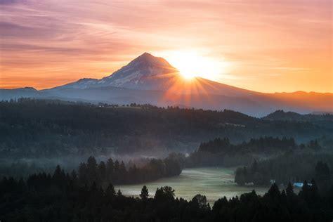 mt hood sunrise flickr photo sharing