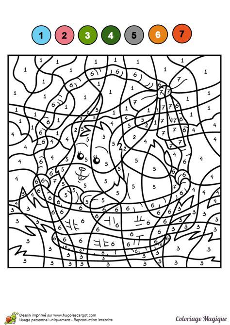 2 c est au programme cuisine dessin à colorier d un coloriage magique cm2 un lapin