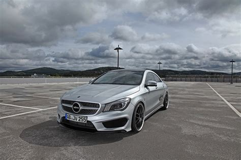 Every used car for sale comes with a free carfax report. Mercedes-Benz CLA 250 Tickled by Vaeth - autoevolution