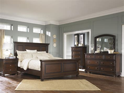 Ashley Furniture Porter Queen Bedroom Group Olinde's