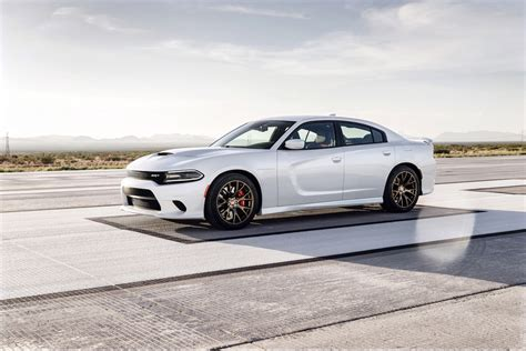 2018 Dodge Charger Srt Hellcat First Look