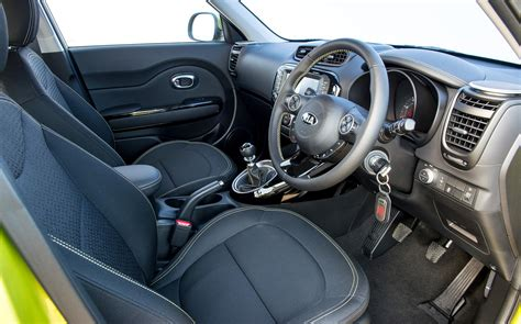 Kia Soul 2014 Interior Frontseatdriver.co.uk