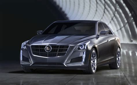 2014 Cadillac Cts Wallpaper