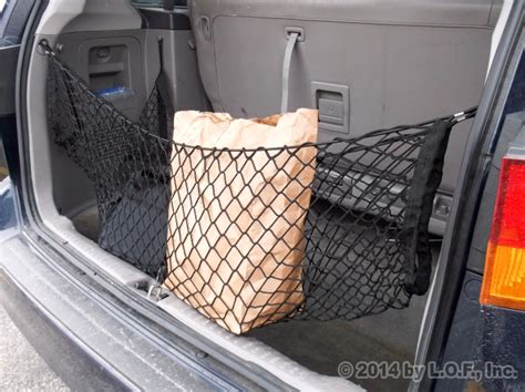 Hammock Storage Net by Cargo Storage Net Hammock Trunk Rack Organizer Suv