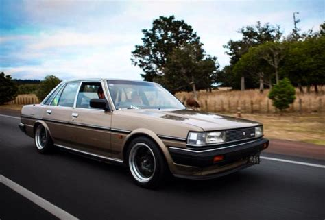 1985 Toyota Cressida by Toyota Cressida 1985 The Best Stuff In The World