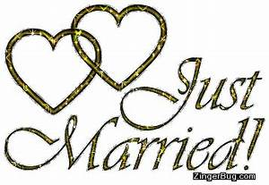 Just Married Go... Wedding Felicitations Quotes
